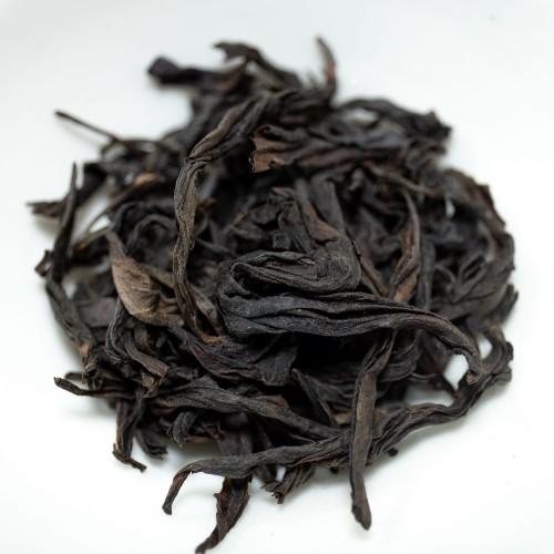 Herbata oolong Wuyi Da Hong Pao - Wielka purpurowa szata