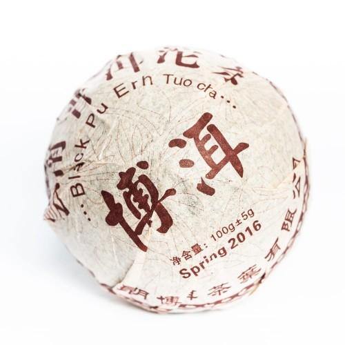 Herbata Pu Erh - Tuo Cha - Gniazdo 100 g