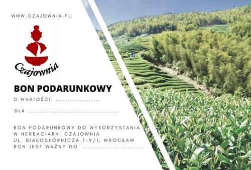 Voucher na zakupy w Czajowni Wrocław
