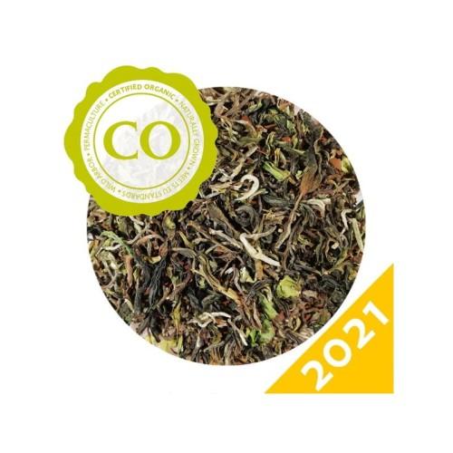 Herbata Czarna Darjeeling First Flush 2021 PUTTABONG FTGFOP1 FLOWERY ORGANIC - DJ003/21